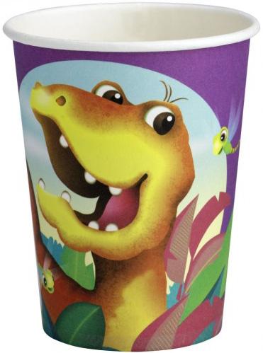 Gobelets Dinosaures