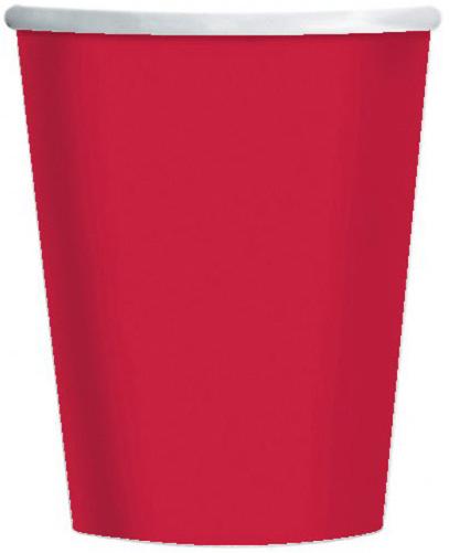 Gobelets rouges américain