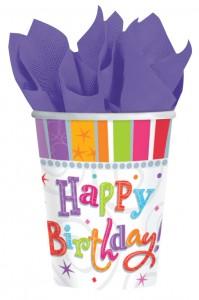 gobelet joyeux anniversaire