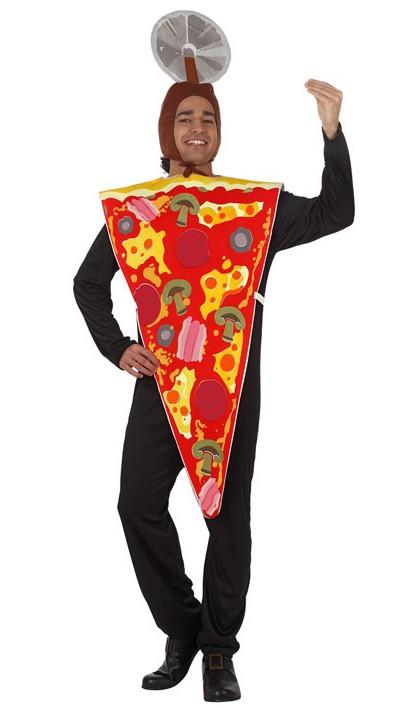 deguisement de pizza