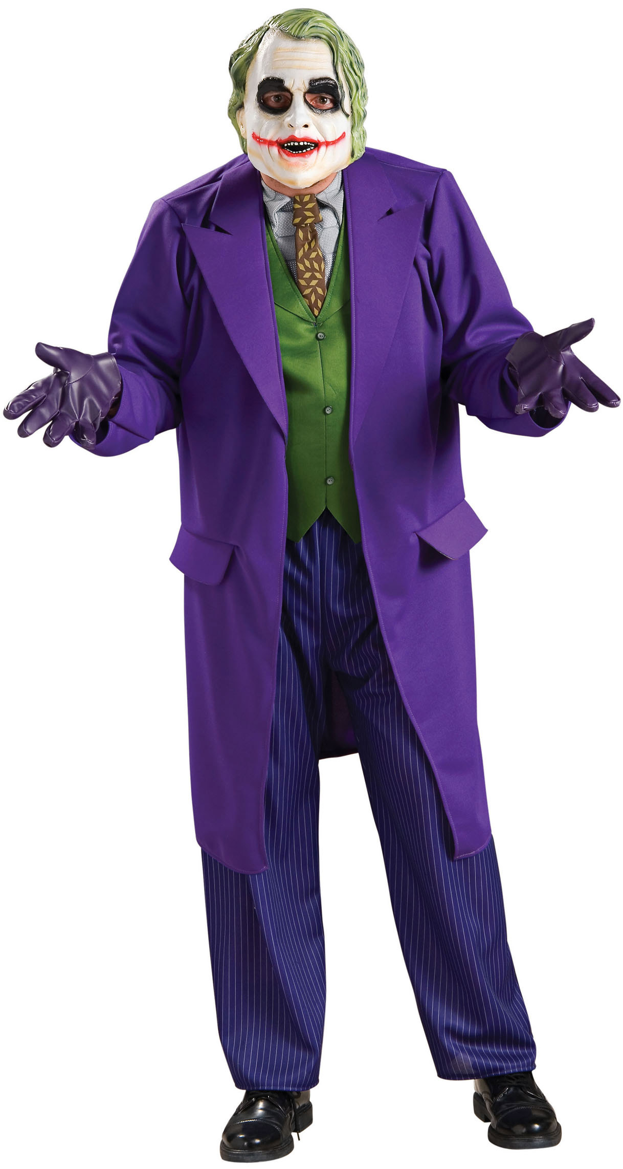 d guisement de joker batman costume adulte du joker. Black Bedroom Furniture Sets. Home Design Ideas