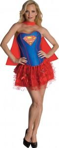 deguisement superman femme