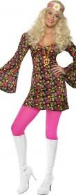 Robe hippie chic