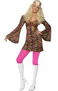 deguisement hippie femme