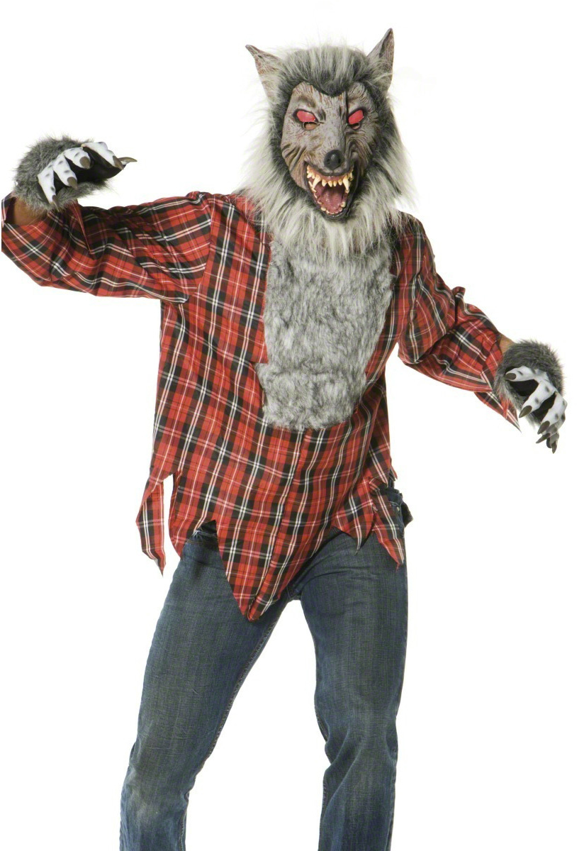 deguisement loup garou