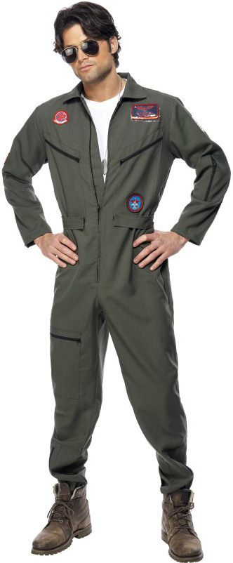 Deguisement top gun