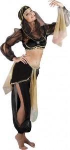 deguisement danseuse orient