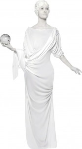 deguisement statue femme