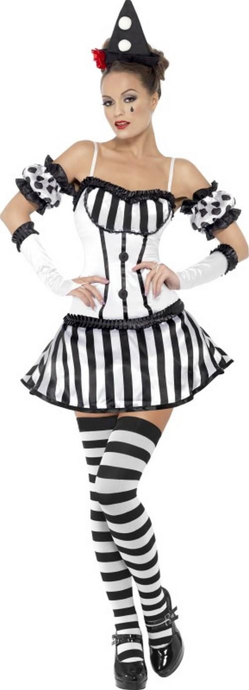 Deguisement clown femme