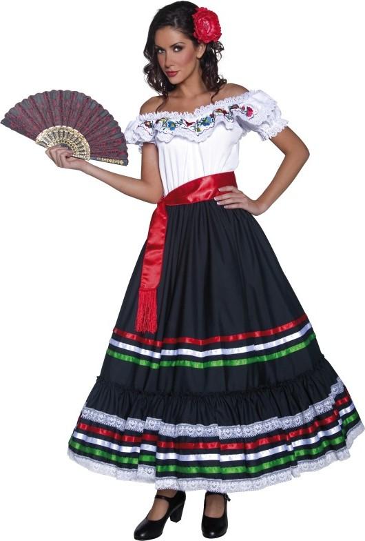 déguisement mexicaine