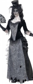 Déguisement fantôme femme