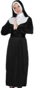 deguisement de nonne