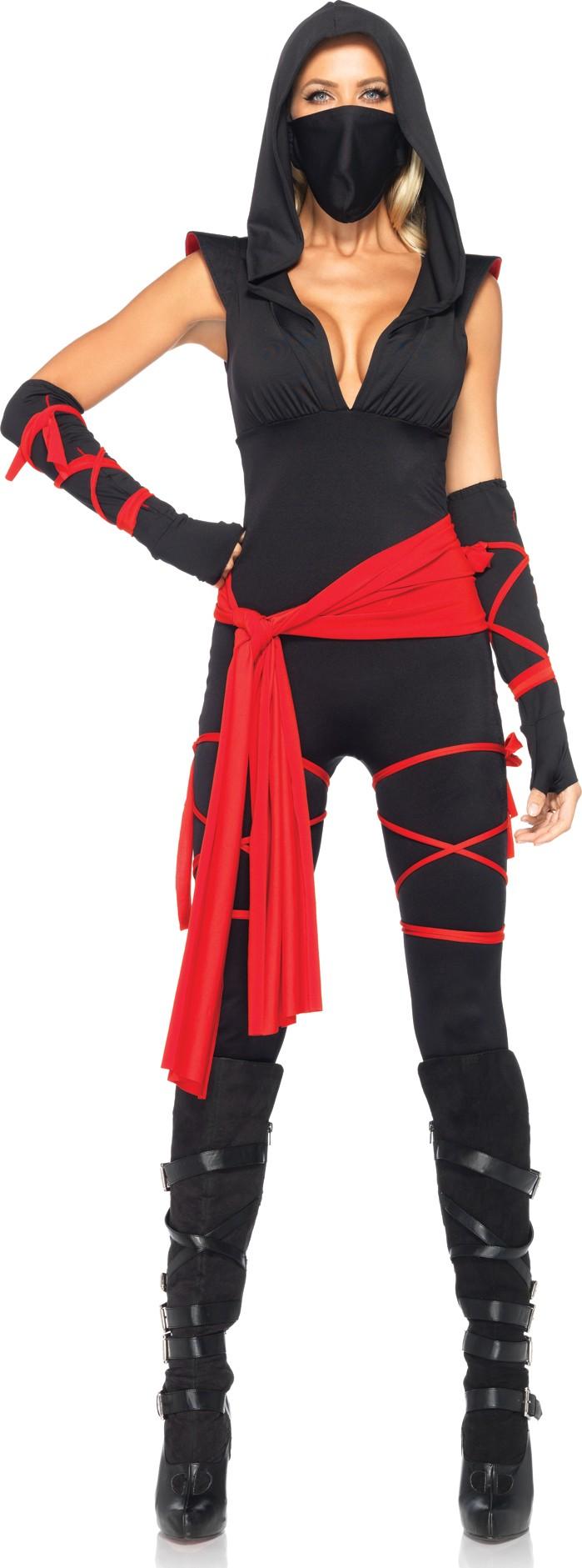 deguisement ninja femme