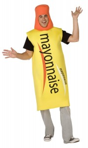 deguisement mayonnaise