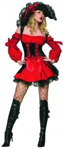 pirate baroque femme