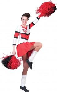 cheerleader pompom girl