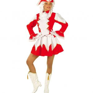 costume majorette adulte