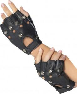 paire de gants punk