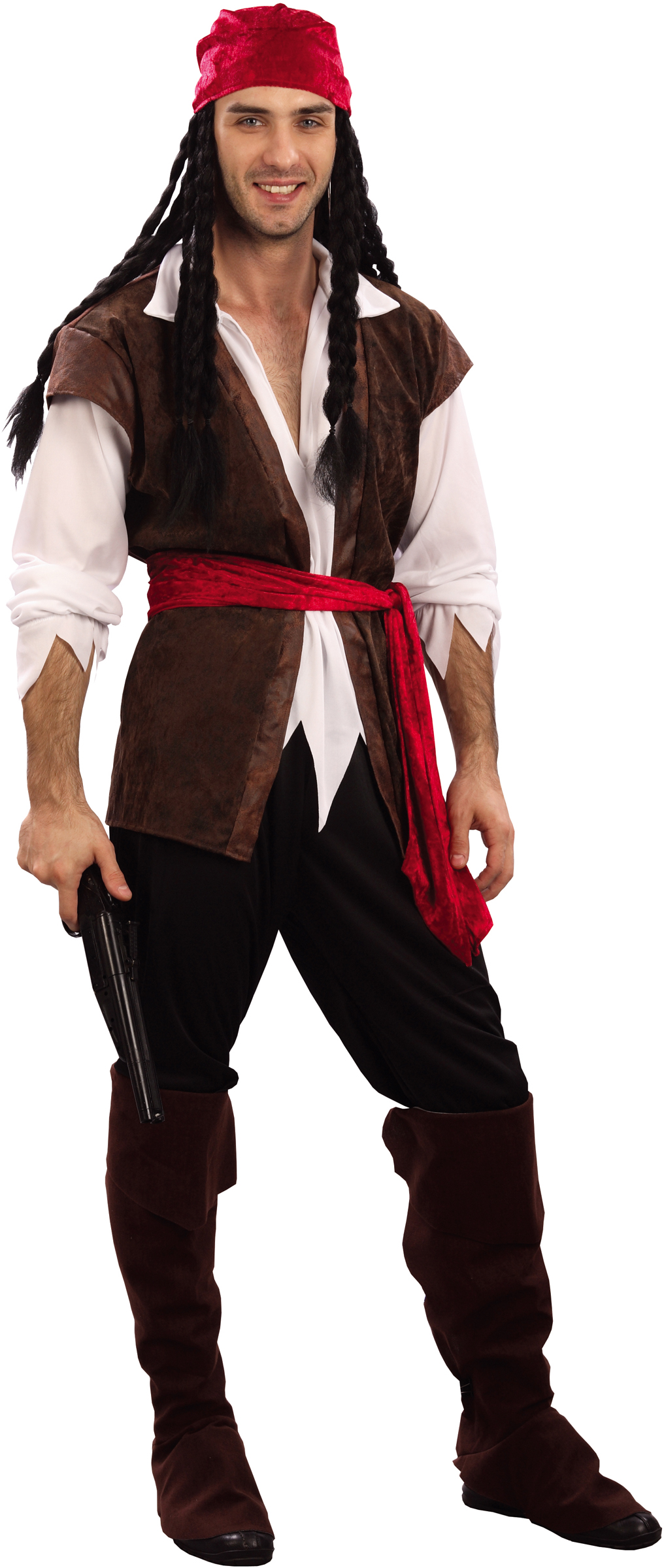 costume pirate homme