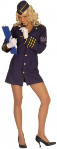 uniforme hotesse de l'air