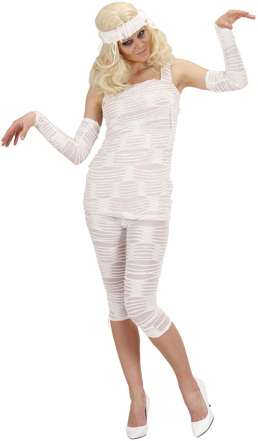 costume momie egypte
