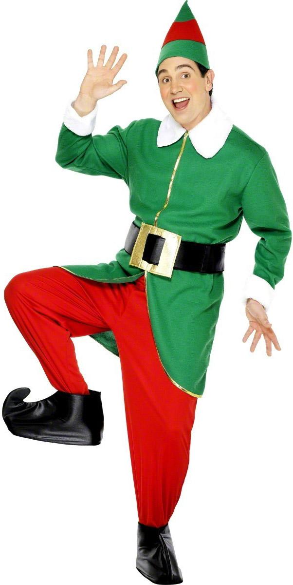 Deguisement elfe homme