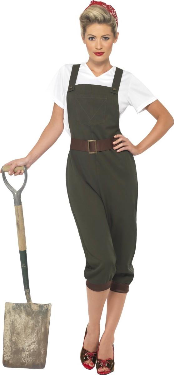 deguisement paysanne