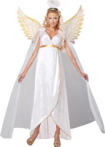 deguisement ange gardien